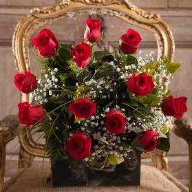 Ramo de Rosas Rojas (Frescas)