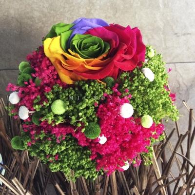 Bouquet Arcoiris Forever