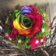 Bouquet Arcoiris Forever