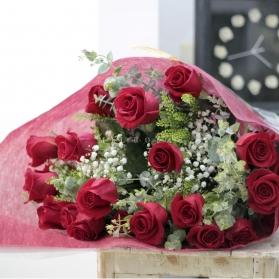 Ramo de Rosas Rojas Especial